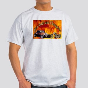Hot Rods and Choppers Light T-Shirt